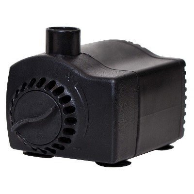 """2"""" Pond Boss 185 GPH Fountain Pump with Low Water Auto Shut-off"""