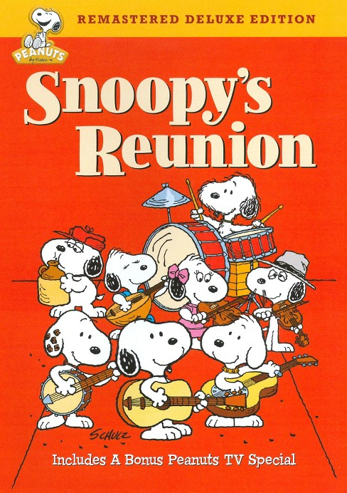 Peanuts: Snoopy's Reunion [Deluxe Edition] - image 1 of 1