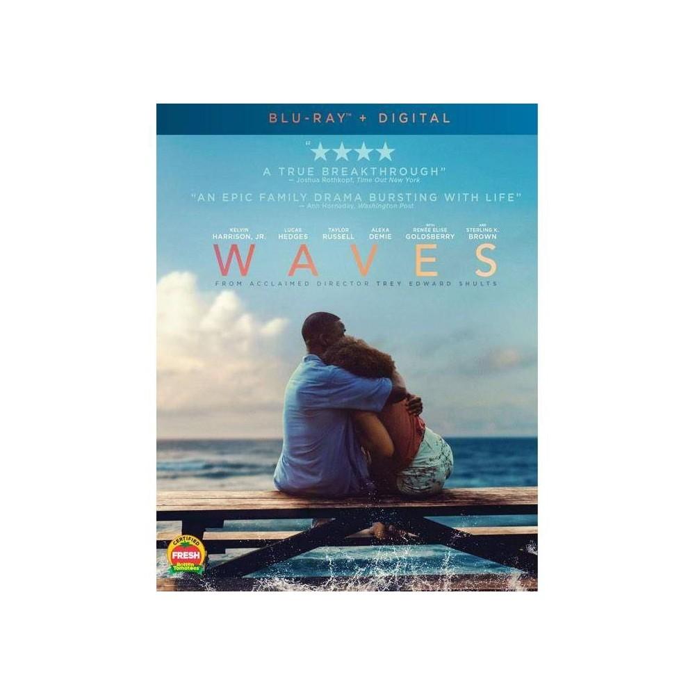 Waves Blu Ray Digital