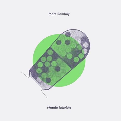 Marc Romboy - Monde Futuriste (Vinyl) - image 1 of 1