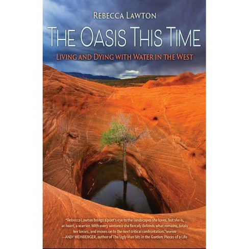 The Oasis This Time - by  Rebecca Lawton (Paperback) - image 1 of 1