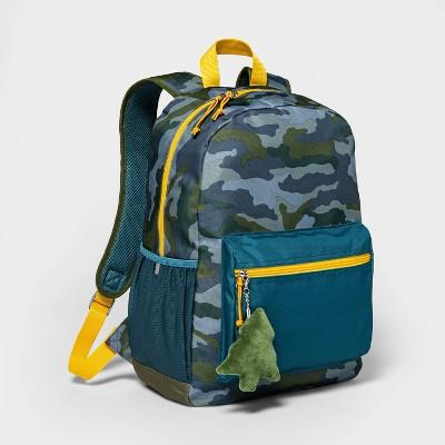 "16.5"" Kids' Backpack Camo - Cat & Jack™"