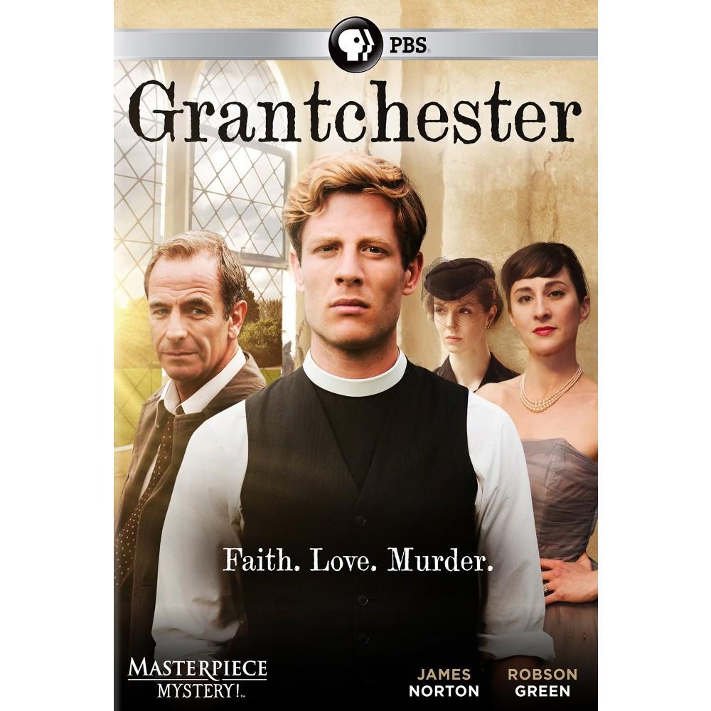 Masterpiece Mystery!: Grantchester [2 Discs]