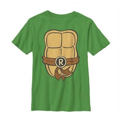 Boy's Teenage Mutant Ninja Turtles Raphael Costume T-Shirt
