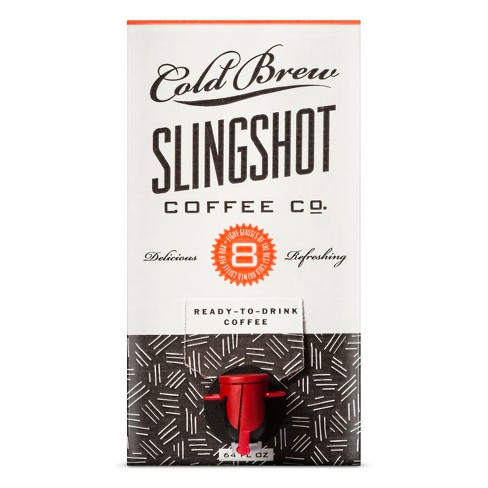 Slingshot Coffee Co. Ready To Drink Coffee - 64 fl oz - image 1 of 1