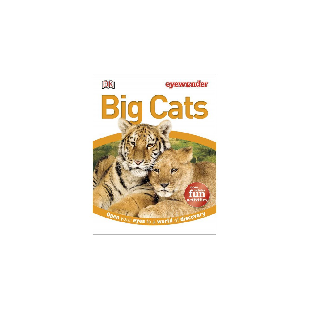 Big Cats (Revised) (Hardcover)