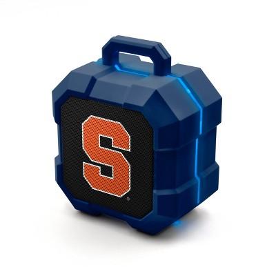 NCAA Syracuse Orange LED Shock Box Bluetooth Speaker