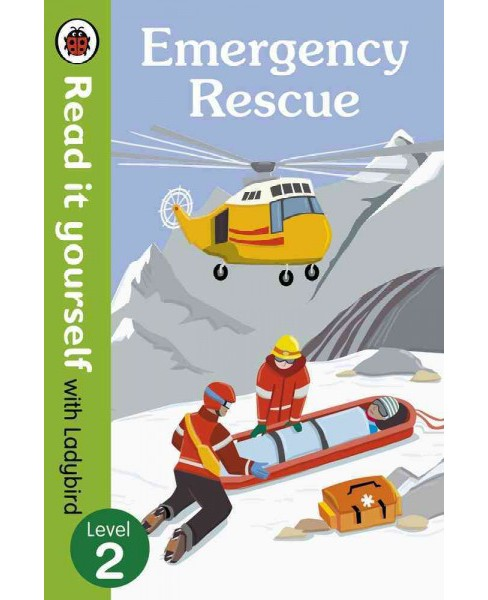 Emergency Rescue (Hardcover) (Catherine Baker) - image 1 of 1