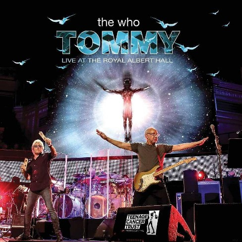 The Who - Tommy: Live at the Royal Albert Hall (CD) - image 1 of 1