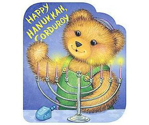 Happy Hanukkah, Corduroy (Board) by Don Freeman - image 1 of 1