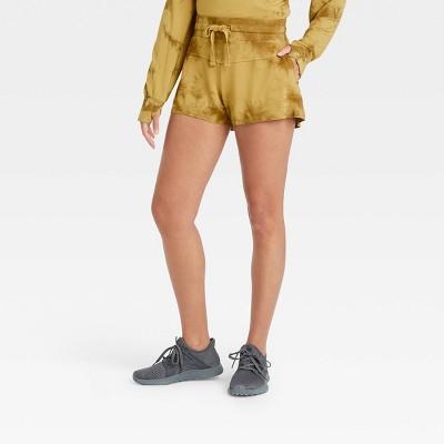 Women's Lightweight French Terry Mid-Rise Shorts - JoyLab™