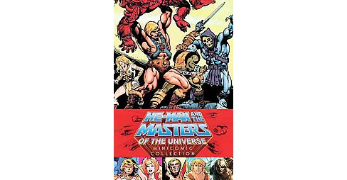 He-Man and the Masters of the Universe Minicomic Collection (Hardcover) - image 1 of 1