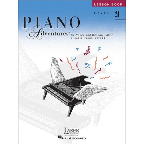Faber Piano Adventures Piano Adventures Lesson Book Level 2A - image 1 of 1