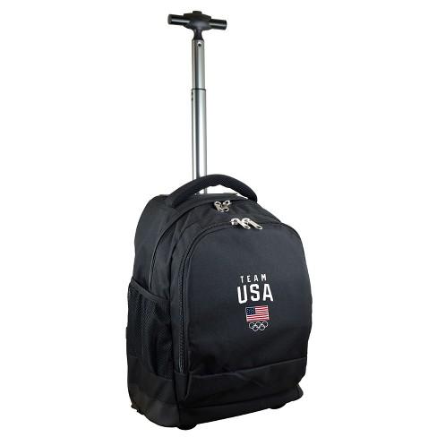 Team USA Wheeled Premium Backpack - image 1 of 4