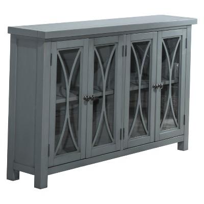 Bayside Four (4) Door Cabinet Robin   Hillsdale Furniture