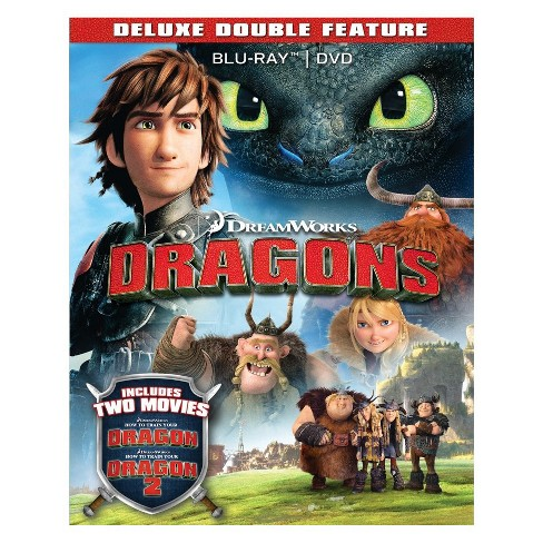 how to train your dragon blu ray target