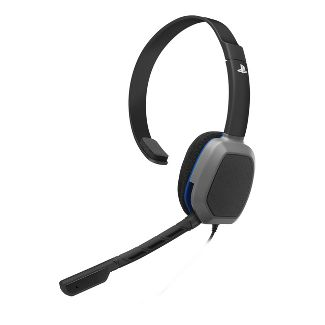 Afterglow Chat Corded Headset - Black PlayStation 4