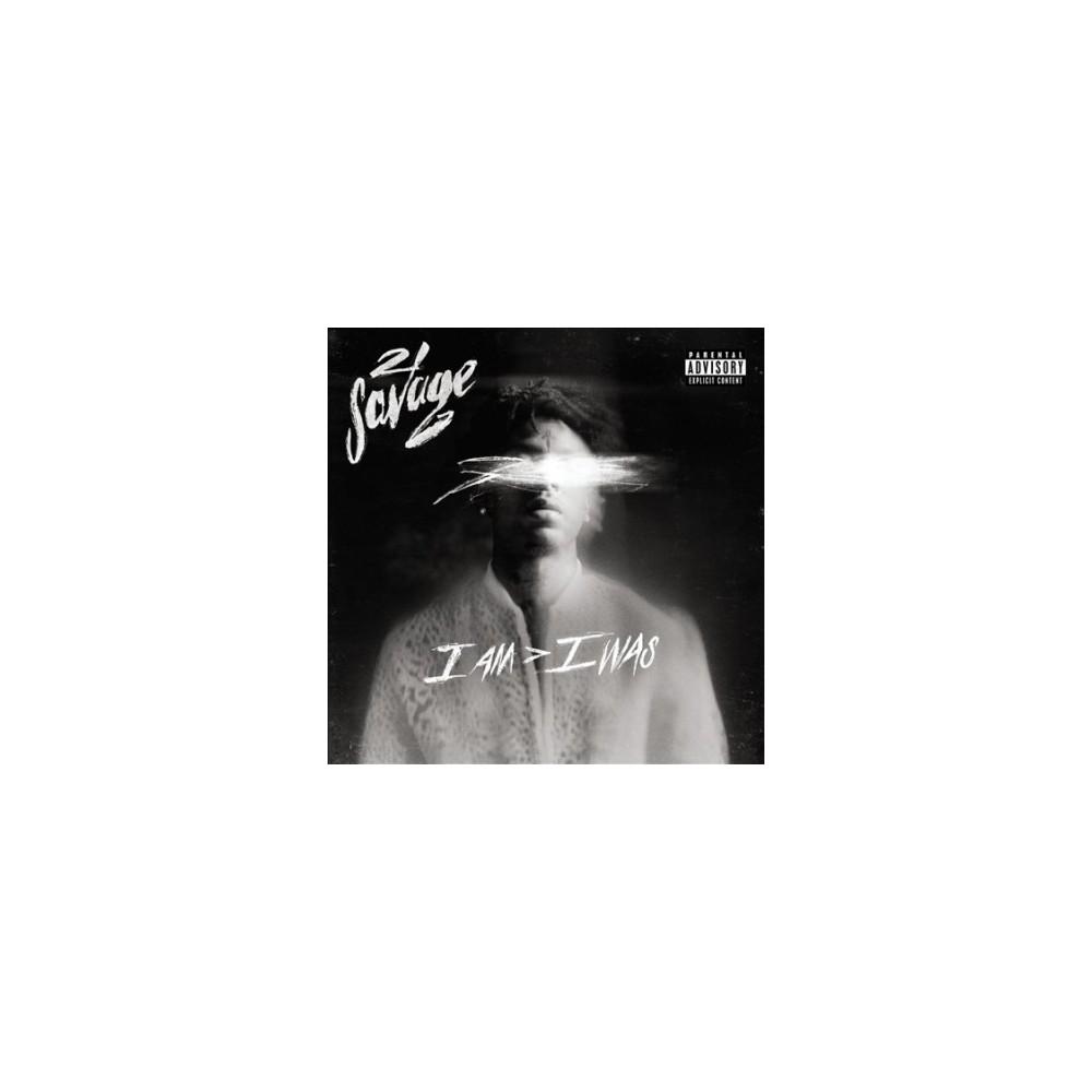 21 Savage - I Am I Was (CD)