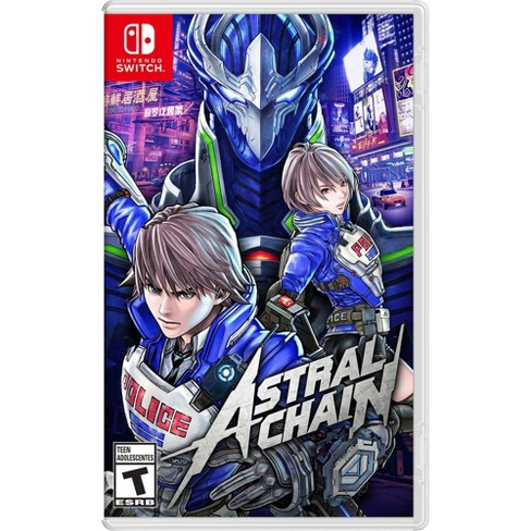 Astral Chain - Nintendo Switch - image 1 of 4