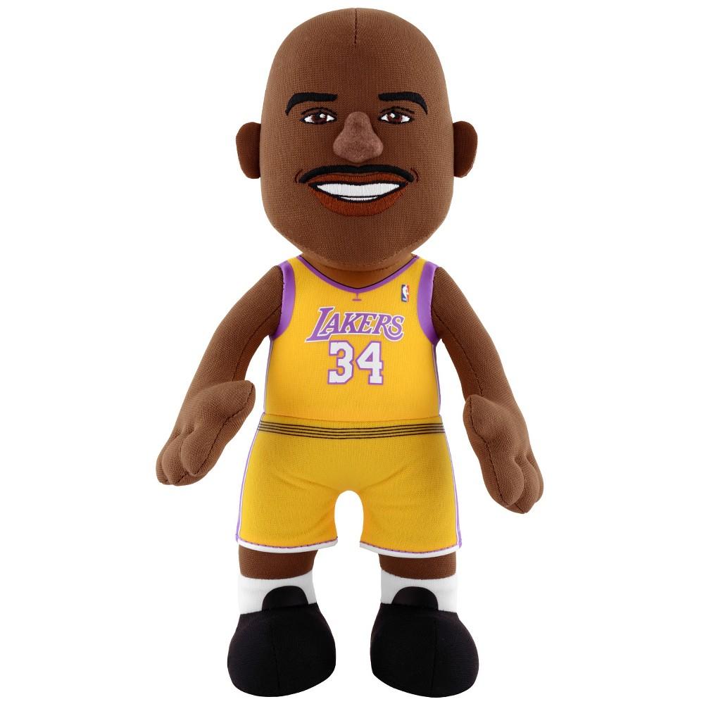NBA Los Angeles Lakers Shaq 10 Plush Figure