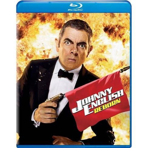 Johnny English Reborn (Blu-ray) - image 1 of 1