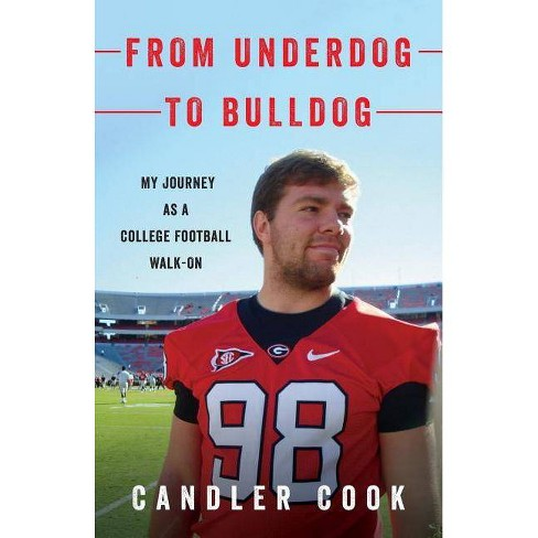 From Underdog to Bulldog - by  Candler Cook (Paperback) - image 1 of 1