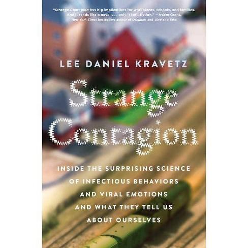 Strange Contagion - by  Lee Daniel Kravetz (Paperback) - image 1 of 1