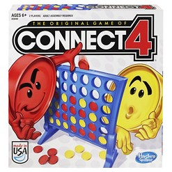 Connect 4 Game, Kids Unisex