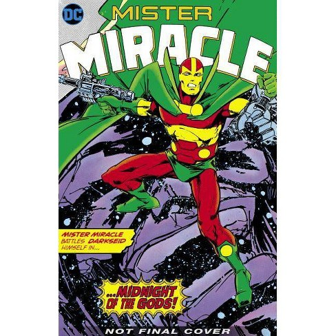 Mister Miracle by Steve Englehart and Steve Gerber - by  Steve Englehart & Steve Gerber (Hardcover) - image 1 of 1