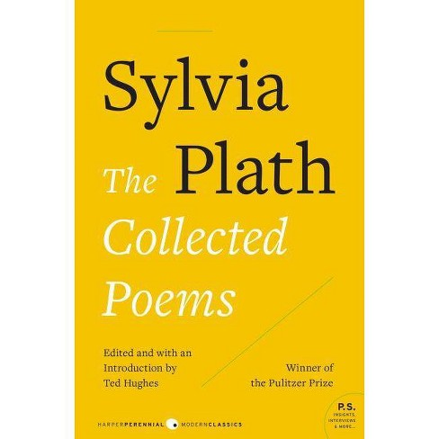 The Collected Poems - (P.S.) by  Sylvia Plath (Paperback) - image 1 of 1
