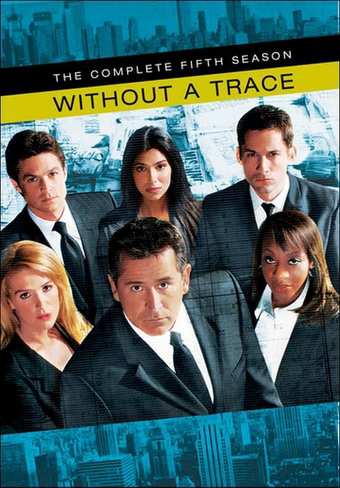 Without A Trace:Complete Fifth Season (DVD) - image 1 of 1