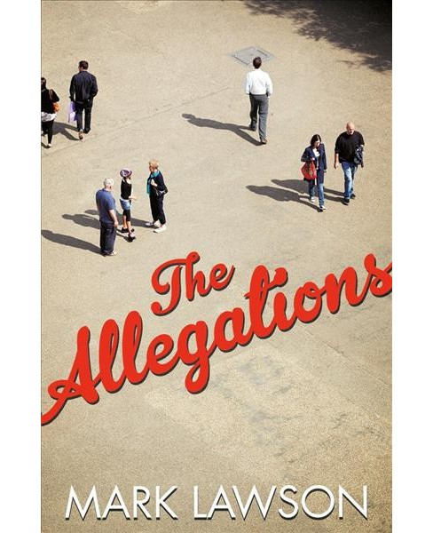 Allegations (Reprint) (Paperback) (Mark Lawson) - image 1 of 1