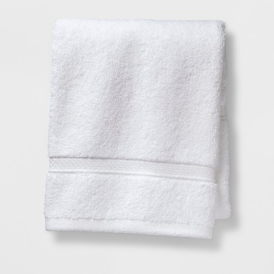 Soft Solid Hand Towel White - Opalhouse™