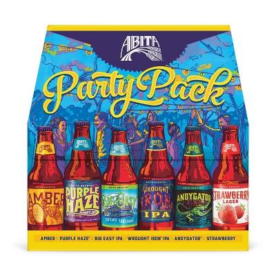Abita Beer Party Pack - 12pk/12 fl oz Bottles