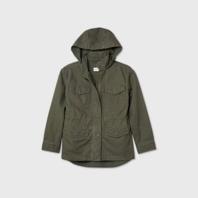 Women's Anorak Jacket - Universal Thread™