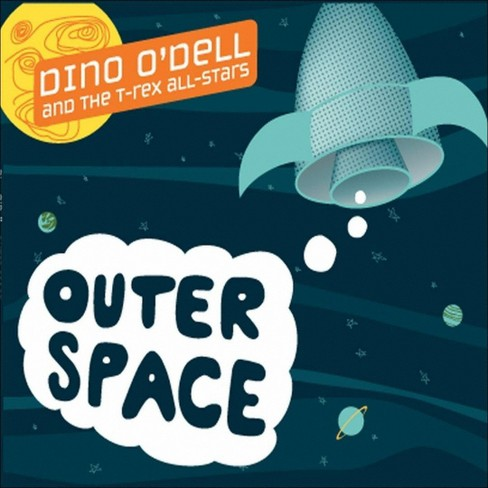 Dino o'dell - Outer space (CD) - image 1 of 1