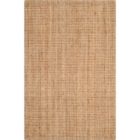 Maricela Solid Woven Rug - Safavieh - image 1 of 3
