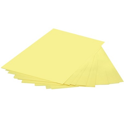 Exact Color Copy Paper, 8-1/2 x 11 Inches, 20 lb, Bright Yellow, 500 Sheets