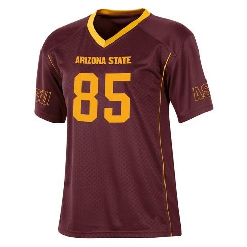 Arizona State Sun Devils Boys' Short Sleeve Replica Jersey - image 1 of 2