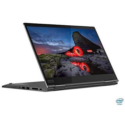 "Lenovo ThinkPad X1 Yoga Gen 5, 14"" Full HD Touchscreen Laptop, Intel Core i7 -10510U, 1.8 GHz, 8GB RAM, 256GB SSD, Windows 10 Pro"