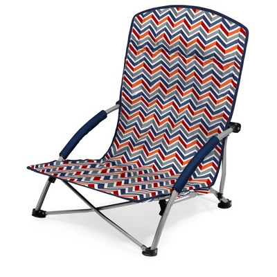 Picnic Time Tranquility Beach Chair with Carrying Case - Vibe