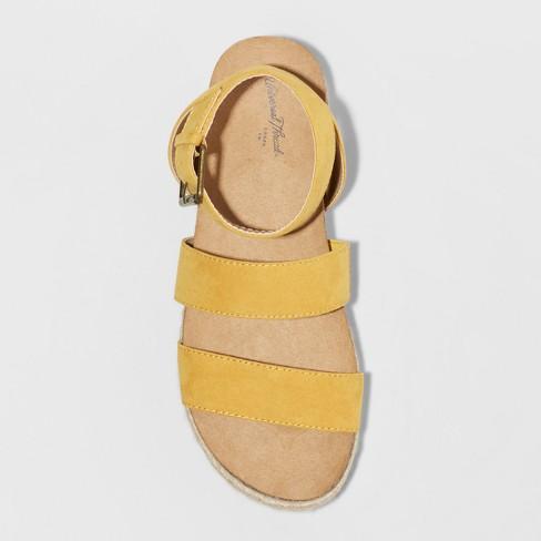 6a0fcb33415a ... Agnes Quarter Strap Espadrille Sandals - Universal Thread™ - video 1  of. + 1 more