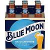 Blue Moon Belgian White Wheat Ale Beer - 6pk/12 fl oz Bottles - image 3 of 4
