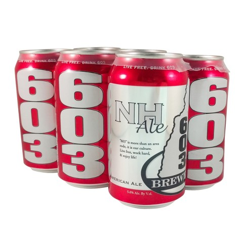 603® NH Ale - 6pk / 12oz Cans - image 1 of 1