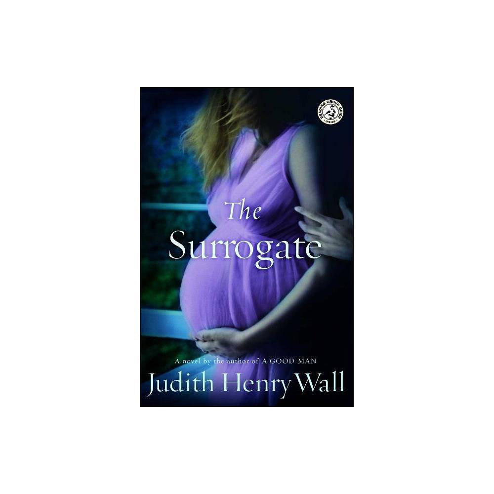 Image of The Surrogate - by Judith Henry Wall (Paperback)