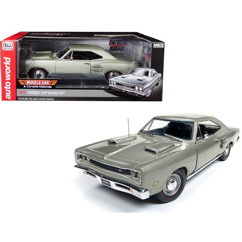 1969 Dodge Coronet Rt Silver Mcacn Limited Edition To 1002 Pieces