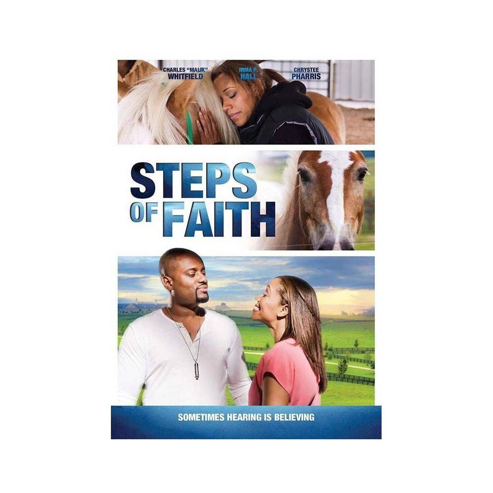 Steps Of Faith Dvd 2018