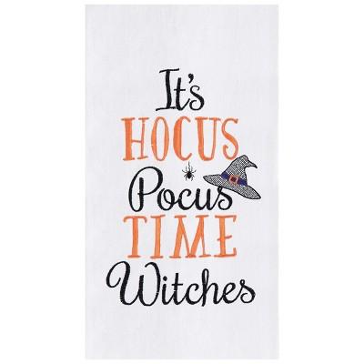 C&F Home Hocus Pocus Time Kitchen Towel