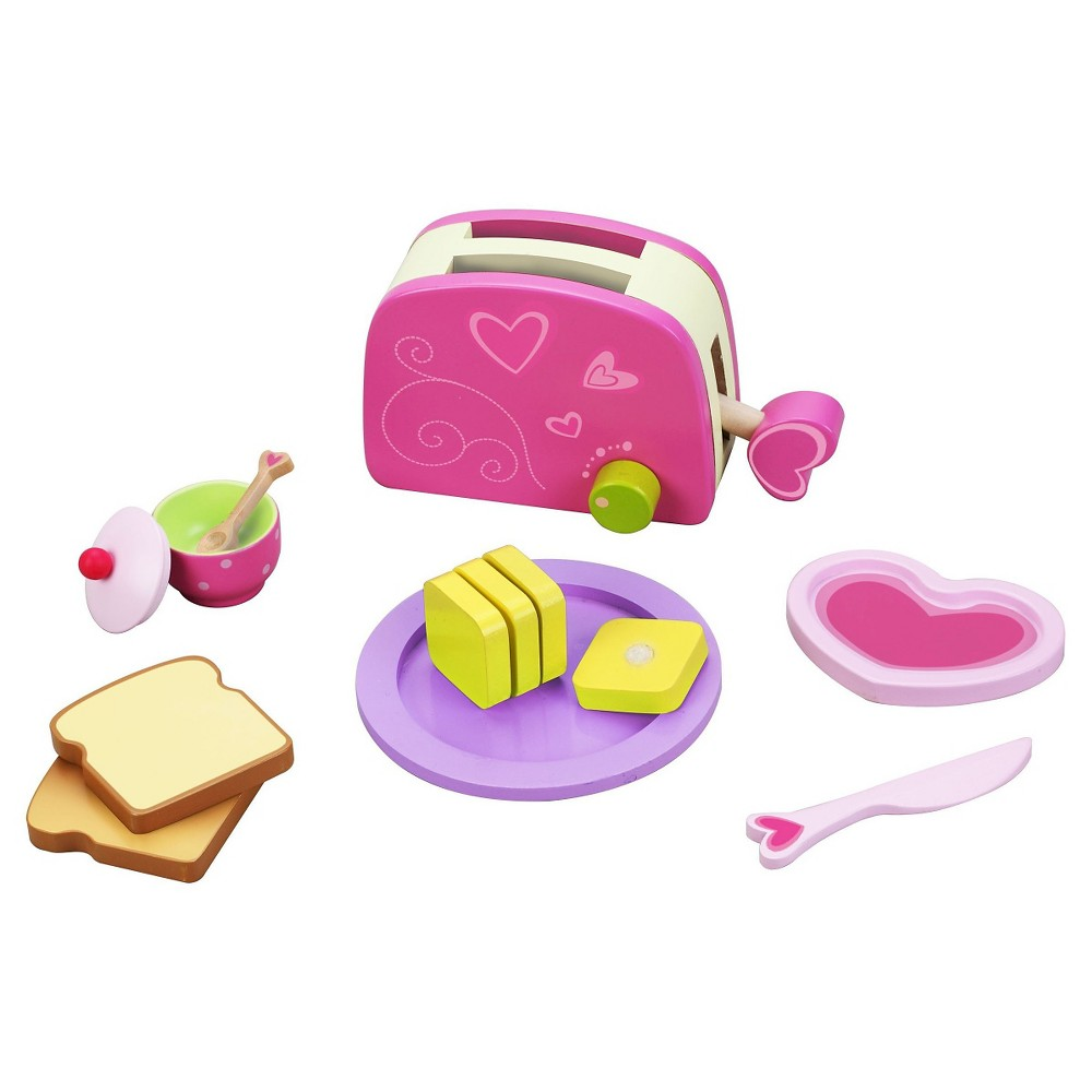 Classic Toys Toaster Toy Set