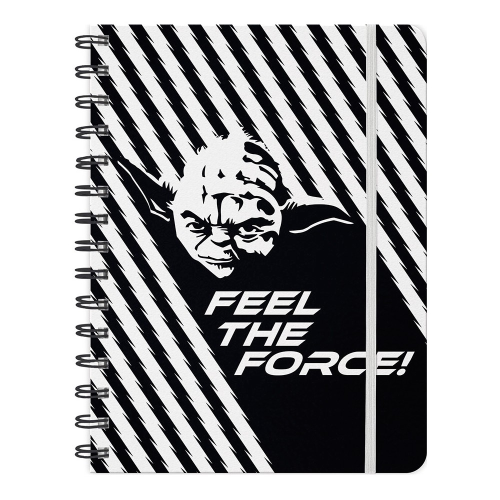 2018-19 Academic Planner 6.25x 8 Star Wars, Multi-Colored